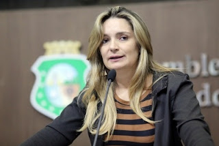 Deputada Augusta Brito