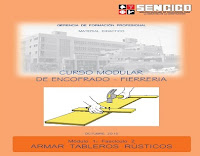 curso modular de encofrado - Fierrería 1 - 2