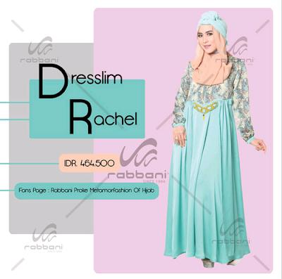 Baju Gamis Rabbani Terbaru