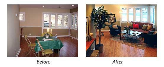 Wendy Hinbest-Sales Representative: Home Staging Vs