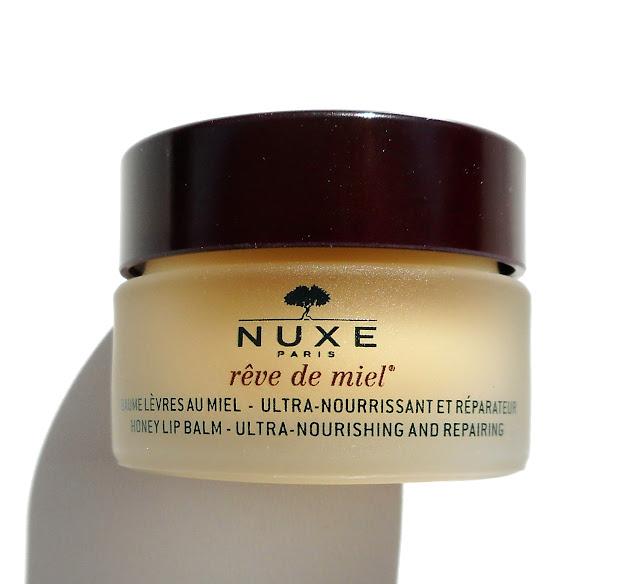 NUXE Baume à Lèvres Rêve de Miel - Ultra nourrissant et réparateur