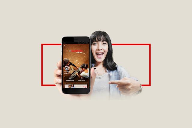 Lebih Mengenal Layanan Mobile Banking Telkomsel