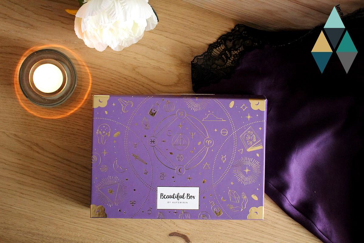revue beauté box beauté abonnement mensuel sexy witch