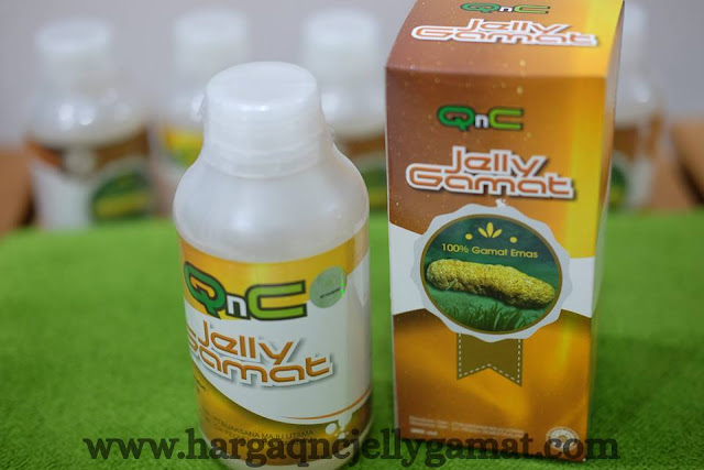 Harga QnC Jelly Gamat