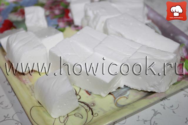 рецепт маршмеллоу с пошаговыми фото