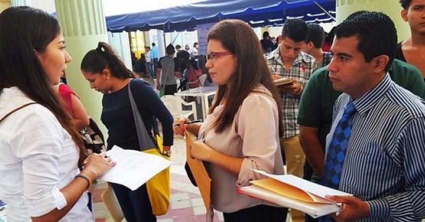 Ofrecen más de 500 puestos de trabajo formales en la «Maratón del Empleo» organizado por el Ministerio del Trabajo - www.trabajo.gob.pe