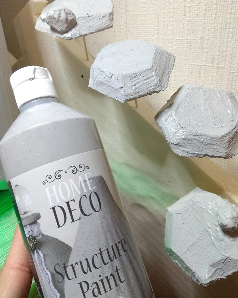 Decor 3d Aiguilles De Cristal 3d Scenery Custom Crystal Spire