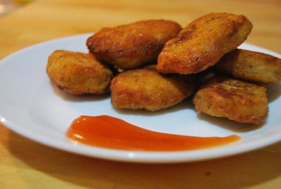 nugets de pollo