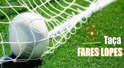 Taça Fares Lopes - Gols de Ferroviário 1 x 2 Horizonte