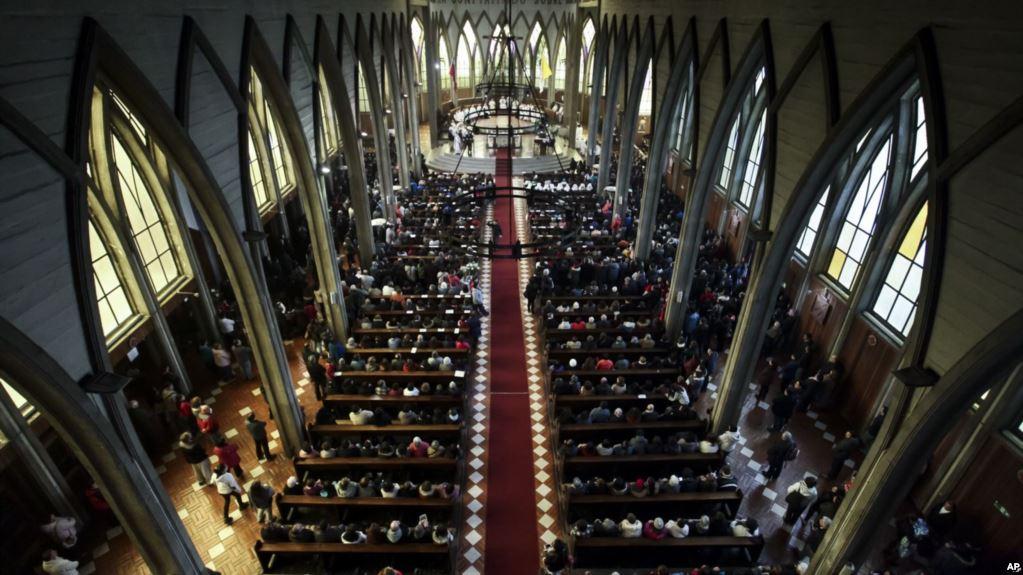 La Iglesia Católica en EEUU ha sido dañada con casos de abuso a menores / AP