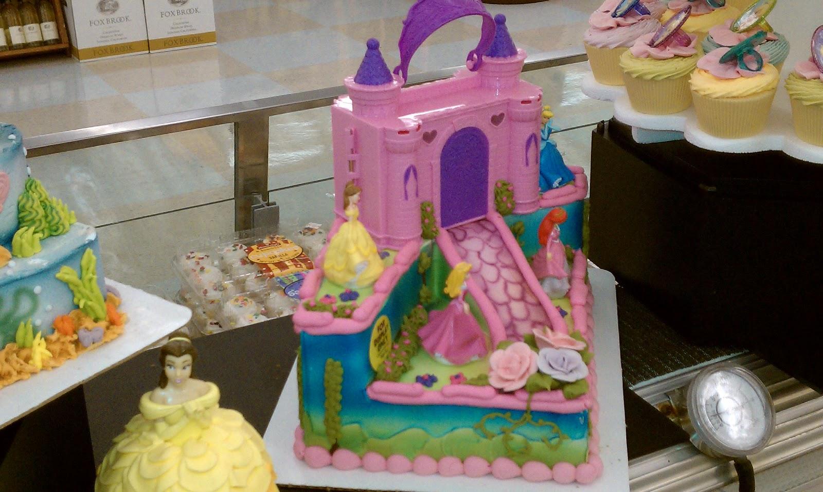 Princess Birthday Cakes Idea
