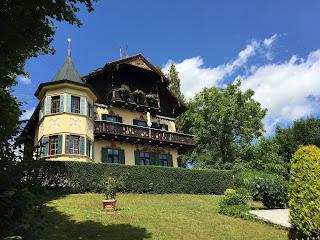 Historische Villa in Schondorf am Ammersee