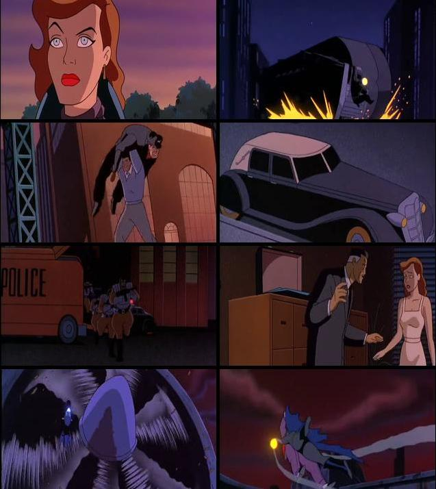 Batman Mask Of The Phantasm 1993 Dual Audio HDRip 700mb