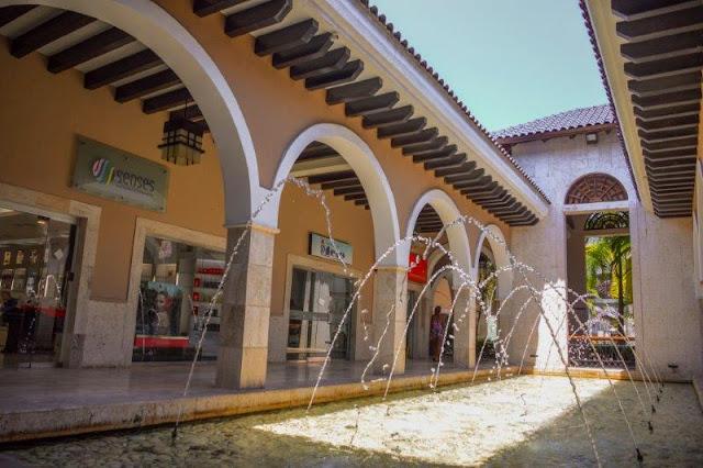 Palma Real Shopping em Punta Cana