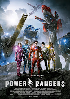 Power Rangers (2017) Movie Banner Poster 22