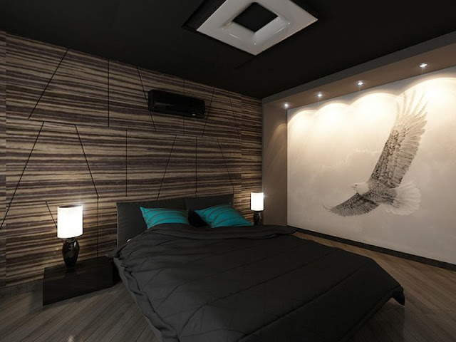 Bedroom Interior Design: Minimalist VS Light Effect Bedroom Interior Design: Minimalist VS Light Effect 88f9e23a591ab64d3923f626bca7923f