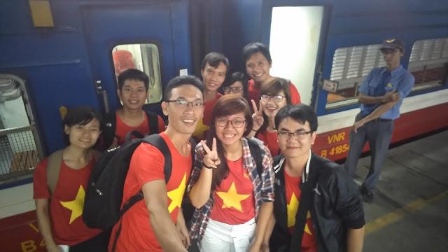 Nhóm phượt Bụi Vĩnh Hy - Ninh Thuận