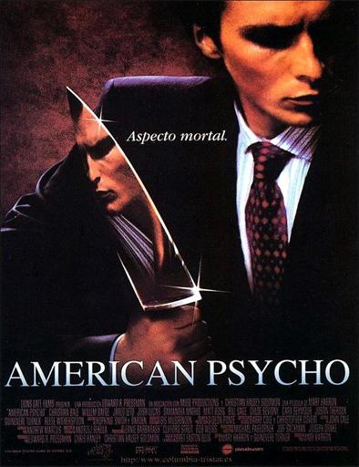 Ver American Psycho (Psicópata americano) (2000) Online