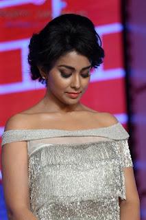 Shriya Saran at Nakshatram Telugu Movie Audio Release Function Photos Gallery