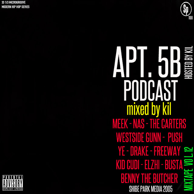 Apt. 5B Vol. 12 Mixtape