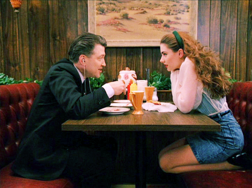 Image result for twin peaks style