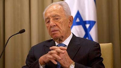 Melhora a condição médica do ex-presidente Shimon Peres
