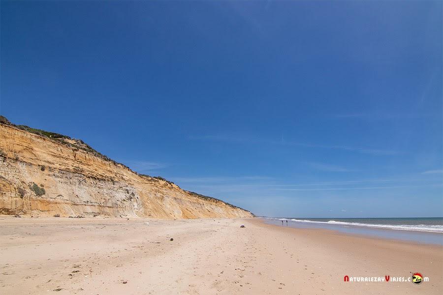 Playa Cuesta Maneli, Huelva