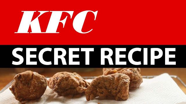 REVEALING KFC'S SECRET 'HOT AND CRISPY CHICKEN' RECIPE