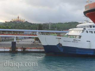 Pelabuhan Bakauheni (2)