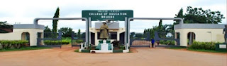 Nwafor Orizu College of Edu. Admission List Is Out – 2016/2017