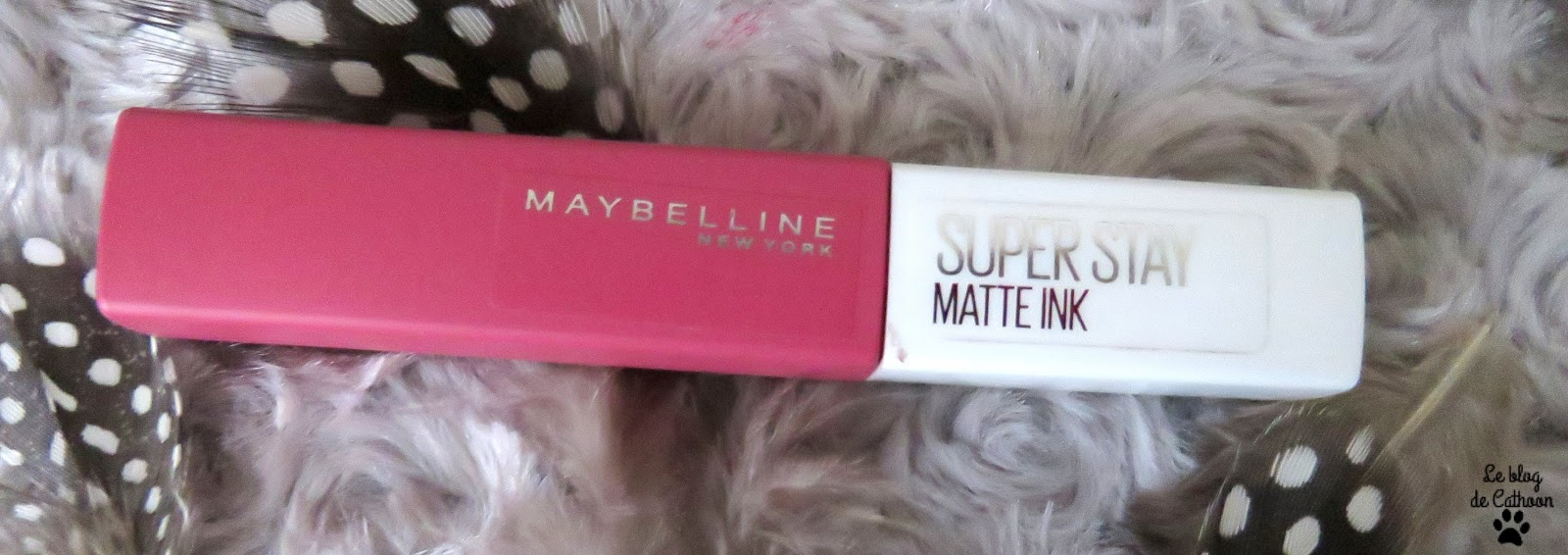 15 Lover - Super Stay Matte Ink - Maybelline