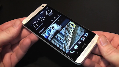 ZERO - HACKING: Review of HTC One M7