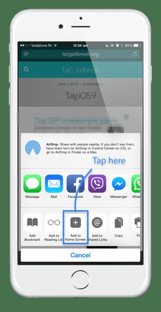 iOS 9.1 Jailbreak Güncelleme