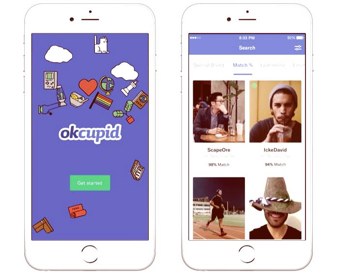 okcupid dating apps thailand