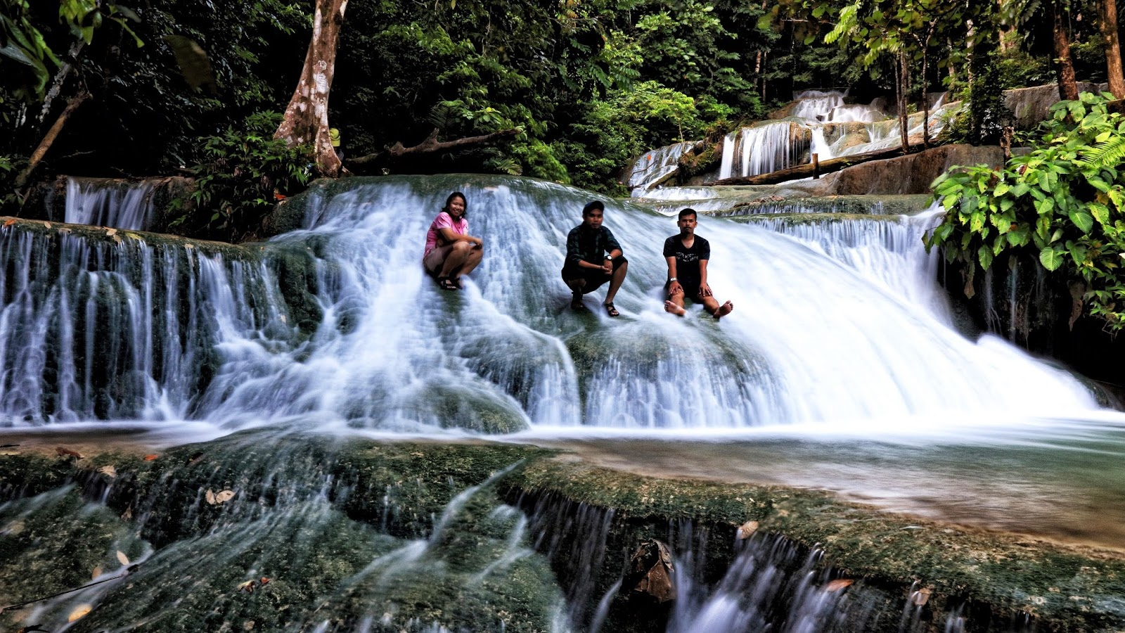 Air Terjun Terindah di Pulau Sulawesi