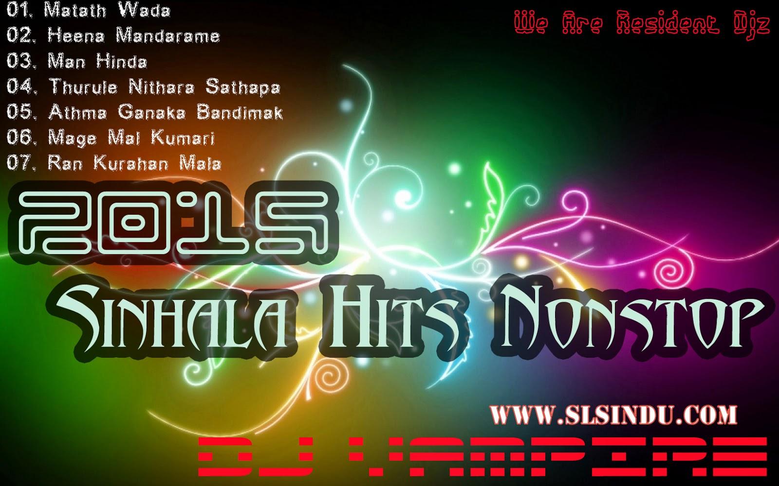 Sinhala New Nonstop Mp3