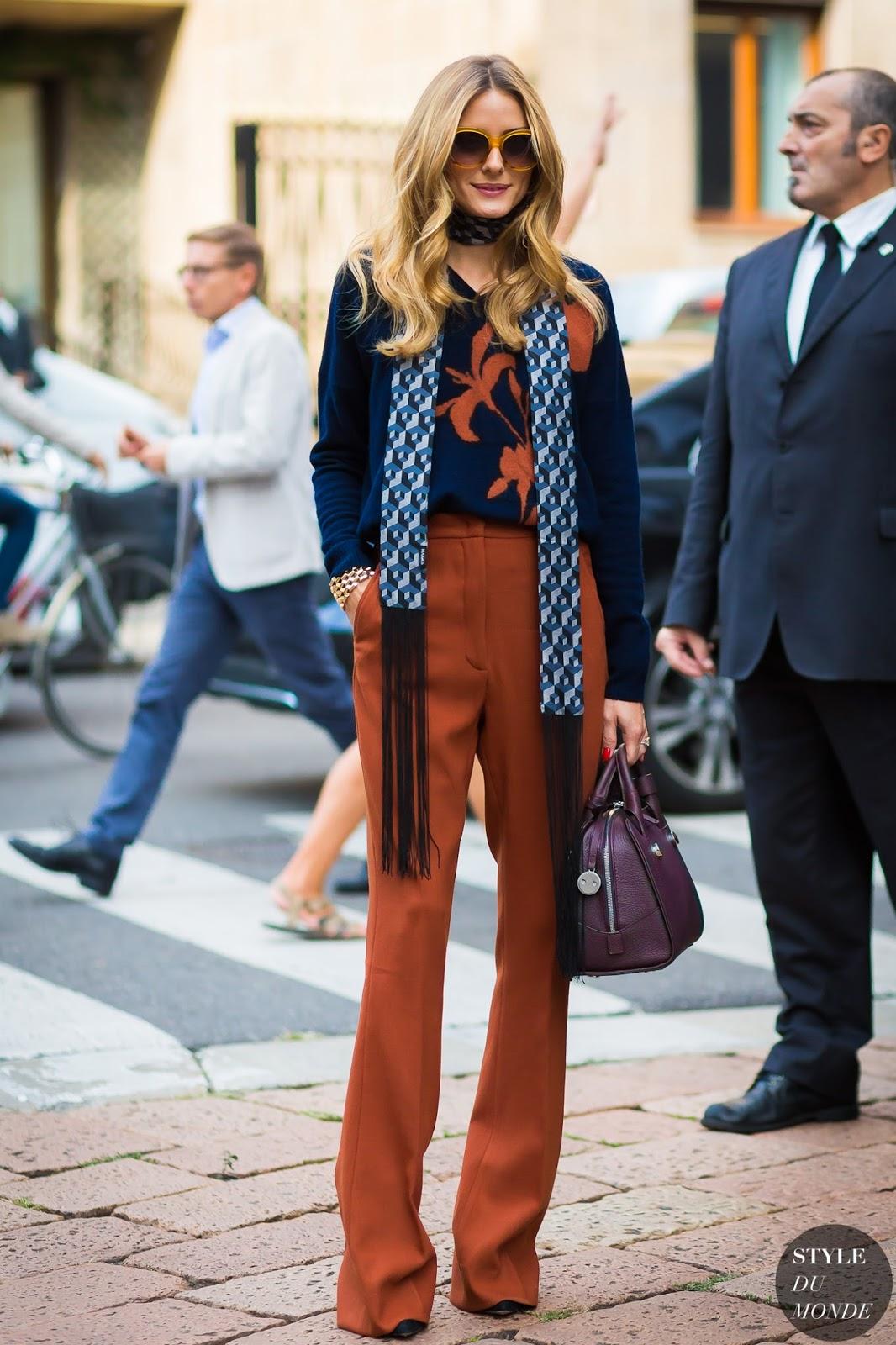 Moda ile Nasıl İnce Görünülür: 9 İpuçları