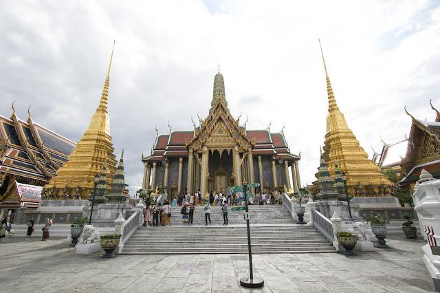 Grand Palace-Bangkok