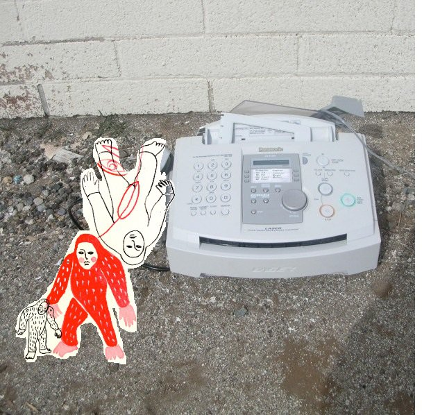 """M.Bison"" by Fax Machine experimental art punk that pops and whirrrrs"