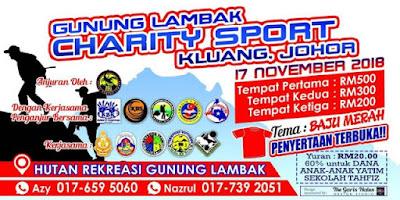 Gunung Lambak Charity Sport Kluang, Johor