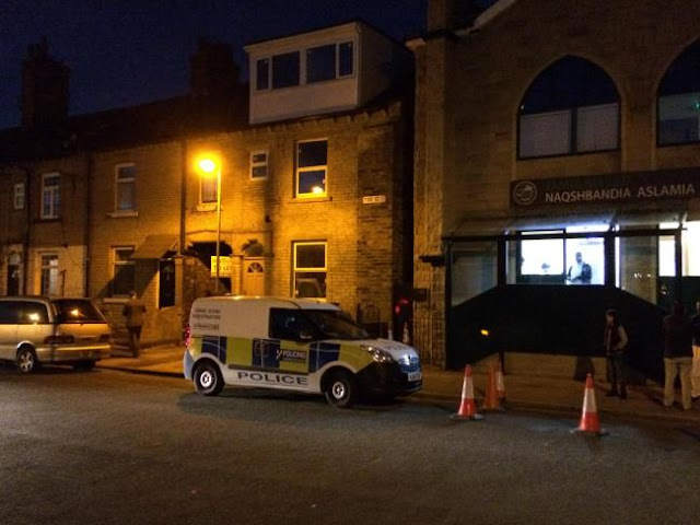 Officers attend address in Tile Street, Whetley Hill, Bradford, with reports an 11 year-old boy has died