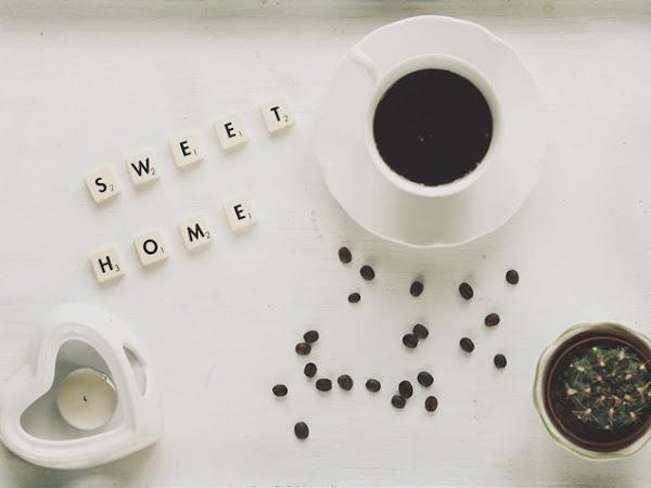 129. Home sweet home - o ozdobach w moim pokoju, wymarzonym domu (simsy) i rabatach.