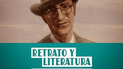 """""""Retrato y literatura"""": escritura hecha lienzo (BNE)"""