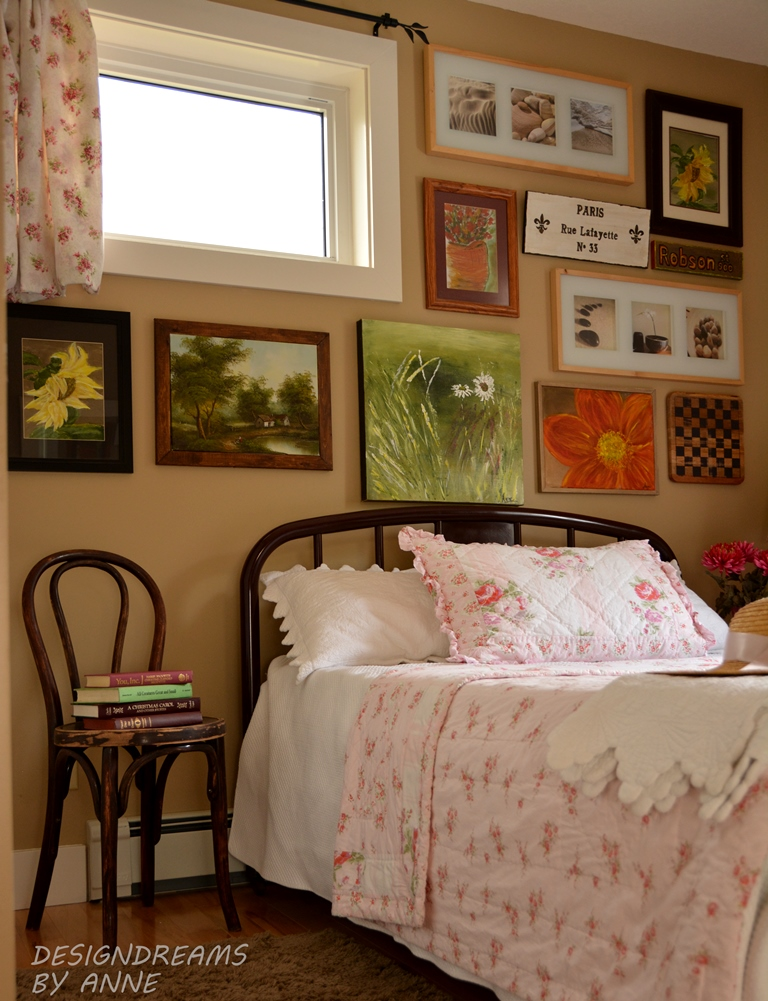 Designdreams By Anne Embracing 1930s Vintage In Guest Room
