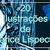 20 ilustrações sensacionais de Clarice lispector