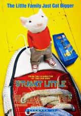 """Carátula del DVD: """"Stuart Little"""""""