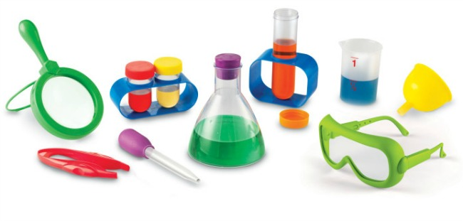Primary science lab kit - unique and fun gift ideas for kids