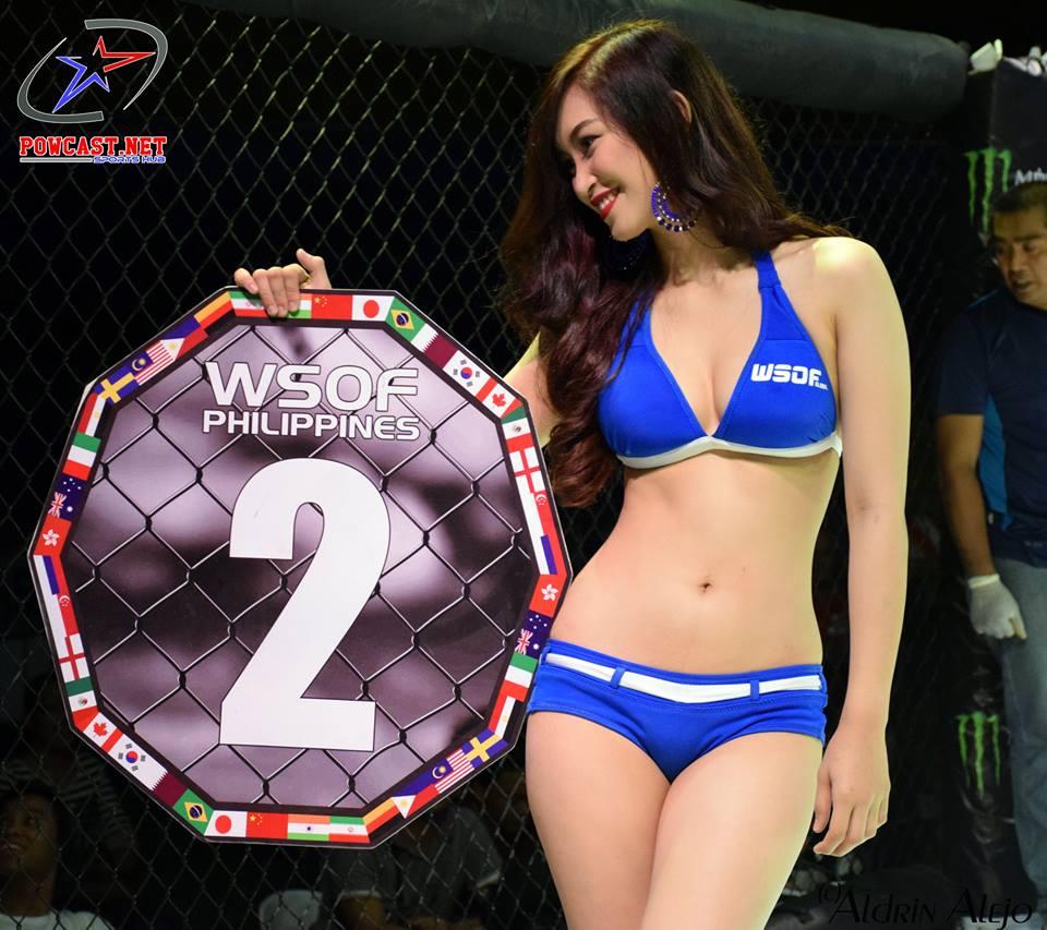 Chicago Ring Girl - Fight Night Ring Girl - UFC Ring Girl