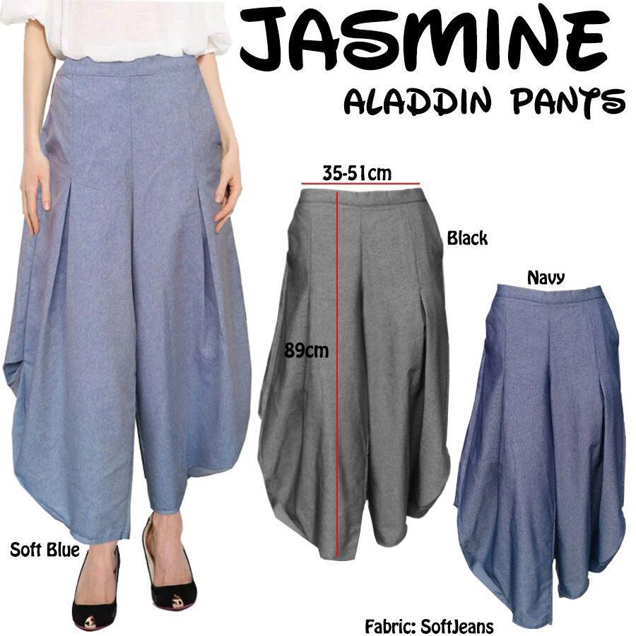 Jual Celana Panjang Jasmine Alladin Pants - 13008