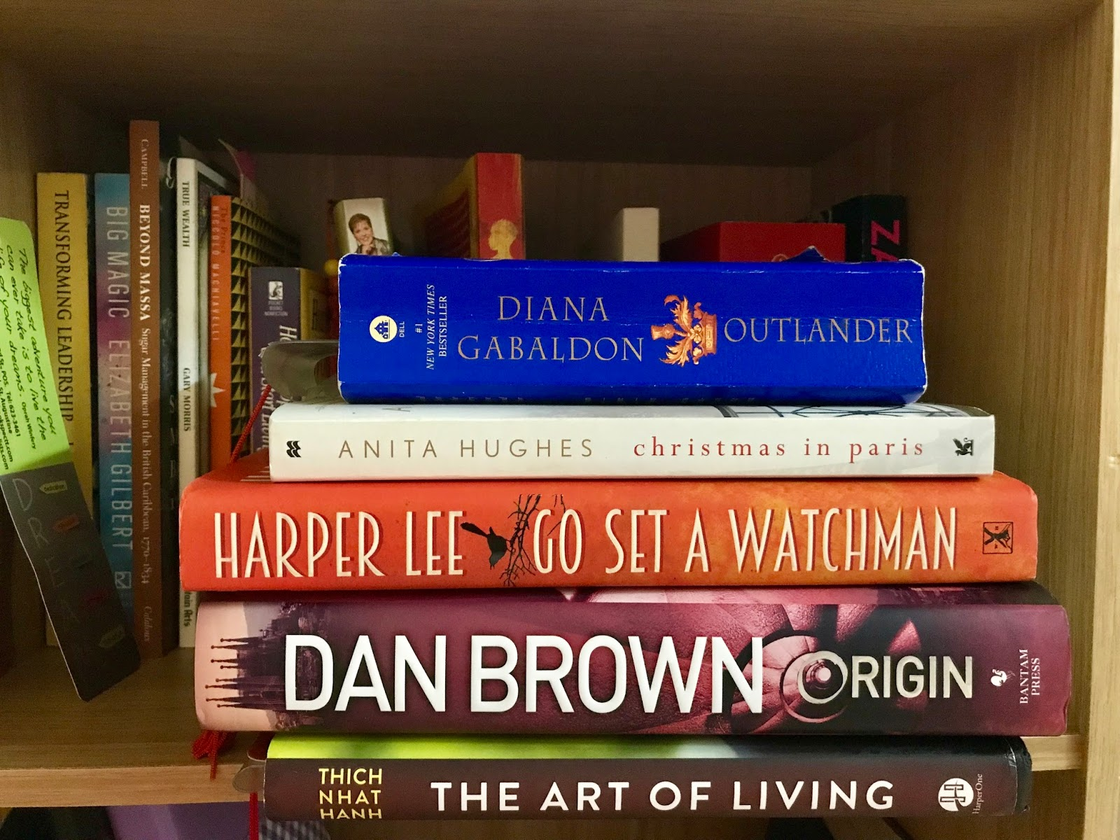 December reading list, books to read, inspiration, motivation, literature
